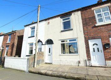 Thumbnail 3 bed terraced house for sale in John Street, Biddulph, Stoke-On-Trent