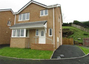Thumbnail 3 bedroom detached house for sale in Pearson Way, Briton Ferry, Neath, West Glamorgan