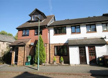Thumbnail 3 bed terraced house for sale in Vellum Drive, Carshalton, Surrey