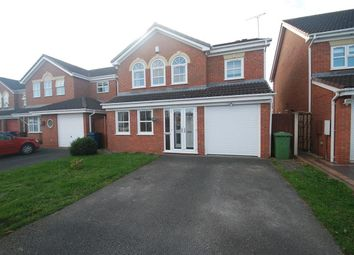 Thumbnail 4 bed property to rent in Searle Avenue, Castlefields, Stafford