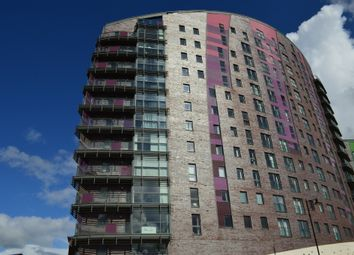 Thumbnail 1 bedroom flat to rent in Echo Central One, Cross Green Lane, Leeds City Centre, Leeds, West Yorkshire