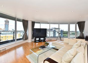 Thumbnail 3 bed flat to rent in Chelsea Vista, The Boulevard, Chelsea, London