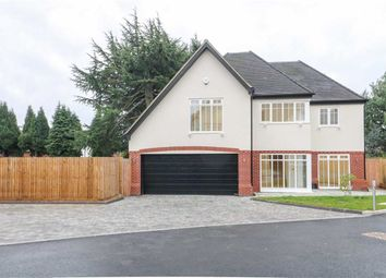 Thumbnail 6 bed detached house for sale in Newcourt Gardens, Solihull, West Midlands