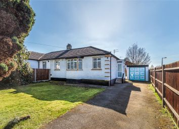 Thumbnail 3 bed semi-detached bungalow for sale in Oundle Avenue, Bushey