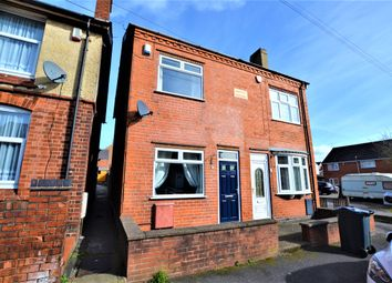 Thumbnail 1 bed semi-detached house for sale in Cemetry Road, Leabrooks