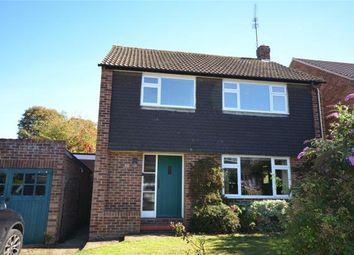 Thumbnail 4 bed detached house for sale in Saxon Way, Saffron Walden, Essex