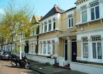 Thumbnail 3 bed flat to rent in Longbeach Road, Battersea