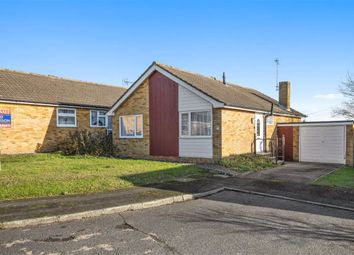 Thumbnail 3 bed detached bungalow for sale in Charlton Close, Willesborough, Ashford