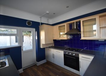 Thumbnail 3 bed terraced house to rent in Norman Road, Southsea, Hampshire