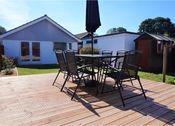 Thumbnail 2 bed detached bungalow for sale in Holwill Tor Walk, Paignton