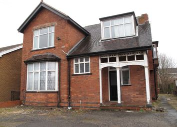 Thumbnail 1 bed flat to rent in Cinderhill Road, Bulwell, Nottingham