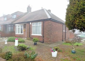 Thumbnail 2 bed bungalow for sale in Sunniside Drive, South Shields