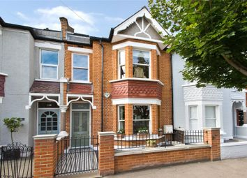 Thumbnail 4 bed terraced house for sale in Trentham Street, London