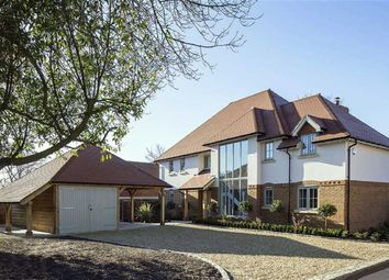 Thumbnail 5 bed detached house for sale in Stoke Row Road, Peppard Common, Henley-On-Thames
