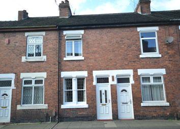 Thumbnail 2 bedroom terraced house for sale in Lime Street, Stoke-On-Trent