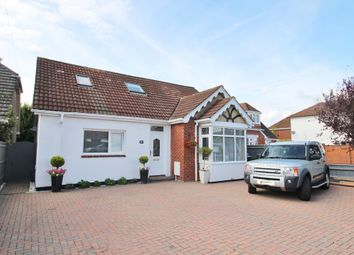 Thumbnail 5 bedroom detached bungalow for sale in Locks Road, Locks Heath, Southampton