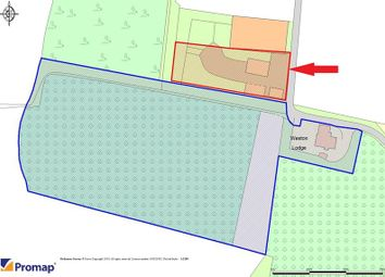 Thumbnail Land for sale in Weston Lodge, Main Road, Nutbourne, Chichester, West Sussex