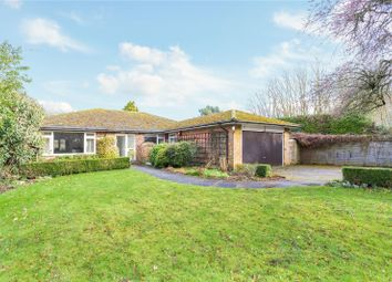 Thumbnail 4 bed bungalow for sale in Bamville Wood, East Common, Harpenden, Hertfordshire