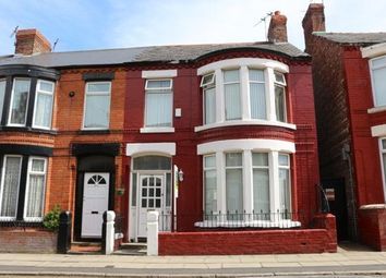 Thumbnail 3 bedroom terraced house to rent in Pemberton Road, Old Swan, Liverpool