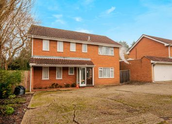 Thumbnail 4 bed detached house for sale in Shelley Close, Northwood