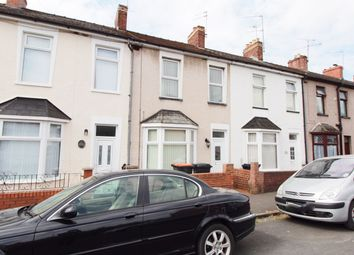 Thumbnail 3 bedroom property for sale in Goodrich Crescent, Newport