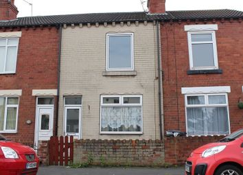 Thumbnail 2 bed terraced house for sale in Kings Terrace, Askern, Doncaster
