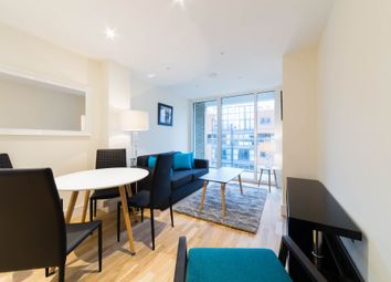 Thumbnail 2 bed flat to rent in Slate House, 11 Keymer Place, London