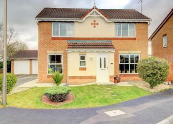 Thumbnail 3 bedroom detached house for sale in Newsham Road, Stockport