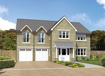 "Thumbnail 5 bed detached house for sale in ""Thornewood II"" at Troon"