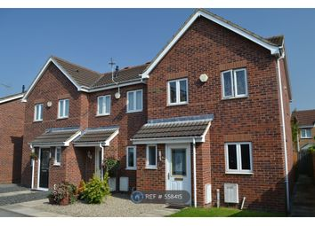 Thumbnail 3 bed end terrace house to rent in Blacksmith Mews, Robin Hood, Wakefield
