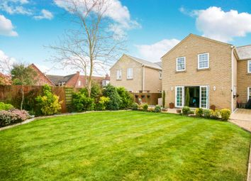 Thumbnail 4 bed detached house for sale in Eastwood End, Wimblington, March