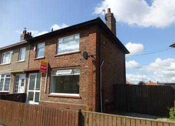 Thumbnail 3 bed end terrace house to rent in Cranfield Avenue, Middlesbrough