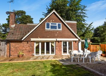 Thumbnail 5 bed barn conversion to rent in Tekels Way, Camberley, Surrey