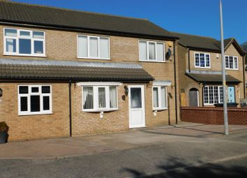 Thumbnail 4 bed semi-detached house for sale in Burghley Road, Skegness, Lincs