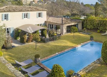 Thumbnail 5 bed property for sale in Plascassier, Alpes Maritimes, France