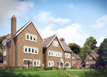 Thumbnail 5 bed detached house for sale in Bittacy Hill, The Ridgeway, Mill Hill, London