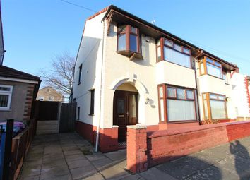 Thumbnail 3 bed semi-detached house for sale in Guernsey Road, Stonycroft, Liverpool
