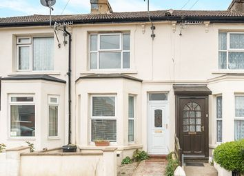 Thumbnail 2 bed terraced house for sale in Oakfield Road, Hastings