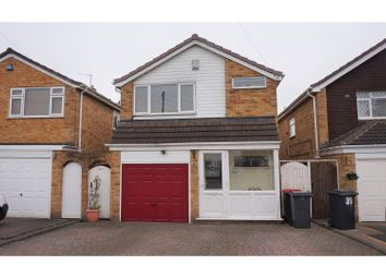 Thumbnail 3 bed detached house for sale in St. Peters Close, Water Orton