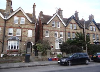Thumbnail 1 bed flat for sale in Old Dover Road, Canterbury, Kent