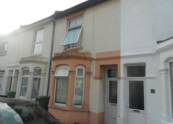 Thumbnail 1 bedroom flat to rent in Beecham Road, Portsmouth, Hampshire