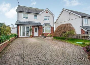 Thumbnail 4 bedroom detached house for sale in Fron Daniel, Llandaniel Fab, Ynys Mon, Anglesey