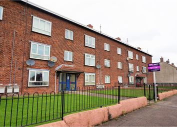 Thumbnail 2 bed flat for sale in Carmeen Drive, Newtownabbey