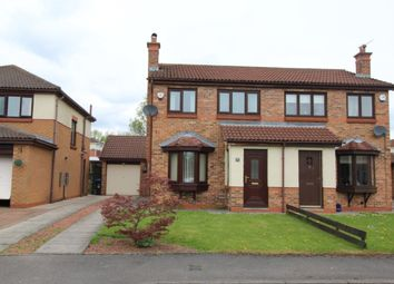 Thumbnail 3 bed semi-detached house for sale in Brancepeth View, Brandon, Durham
