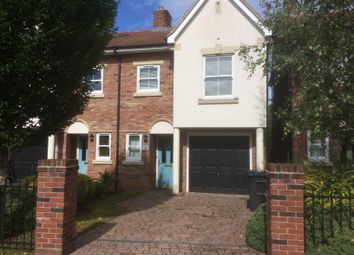 Thumbnail 6 bed town house to rent in Monkswood Close, Newbury