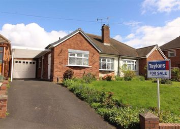Thumbnail 3 bed semi-detached bungalow for sale in Irving Close, Straits, Lower Gornal