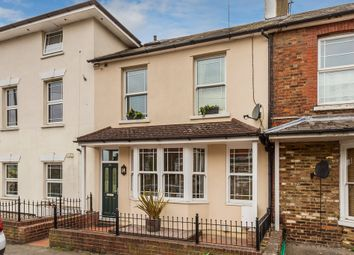 Thumbnail 4 bed terraced house for sale in Somerset Road, Redhill