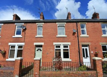 Thumbnail 2 bed terraced house for sale in Blunt Street, Carlisle
