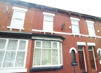 Thumbnail 3 bedroom terraced house for sale in Deyne Avenue, Rusholme, Manchester, Greater Manchester