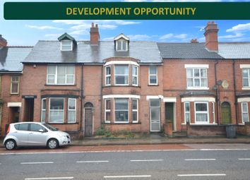 Thumbnail 5 bed terraced house for sale in Welford Road, Knighton, Leicester